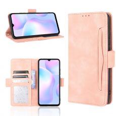 LN 5card Flip Wallet Xiaomi Redmi 9A pink