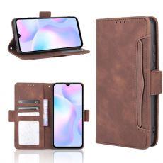 LN 5card Flip Wallet Xiaomi Redmi 9A brown