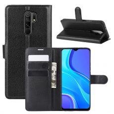 LN Flip Wallet Xiaomi Redmi 9 Black