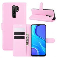 LN Flip Wallet Xiaomi Redmi 9 Pink