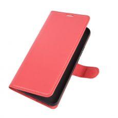 LN Flip Wallet Xiaomi Redmi 9 Red