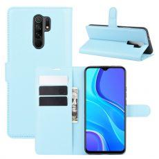 LN Flip Wallet Xiaomi Redmi 9 Blue