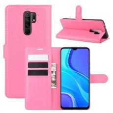 LN Flip Wallet Xiaomi Redmi 9 Rose
