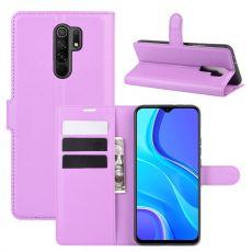 LN Flip Wallet Xiaomi Redmi 9 Purple