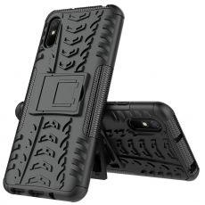 LN suojakuori tuella Xiaomi Redmi 9A black