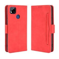 LN 5card Wallet Redmi 9C red
