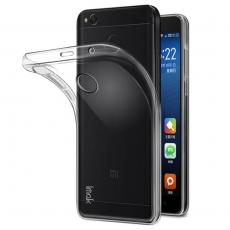IMAK Redmi 4X läpinäkyvä TPU-suoja