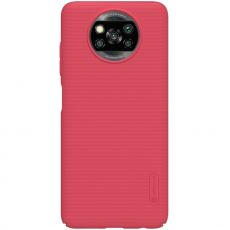 Nillkin Super Frosted Poco X3 NFC red
