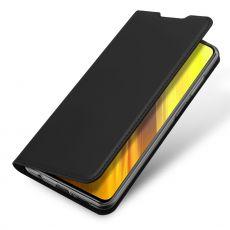 Dux Ducis Business-kotelo Poco X3 NFC black