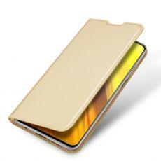 Dux Ducis Business-kotelo Poco X3 NFC gold