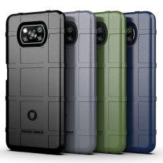 LN Rugged Shield Poco X3 NFC Black