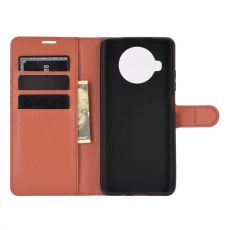 LN Flip Wallet Xiaomi Mi 10T Lite brown