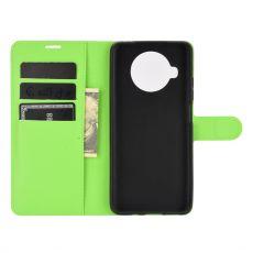 LN Flip Wallet Xiaomi Mi 10T Lite green