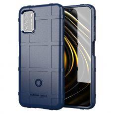 LN Rugged Shield Poco M3 Blue