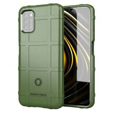 LN Rugged Shield Poco M3 Green