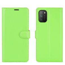 LN Flip Wallet Poco M3 Green