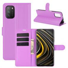 LN Flip Wallet Poco M3 Purple