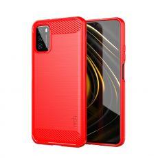 Mofi TPU-suoja Poco M3 red