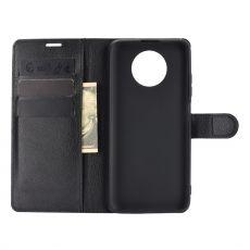 LN flip wallet Redmi Note 9T 5G black
