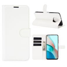 LN flip wallet Redmi Note 9T 5G white