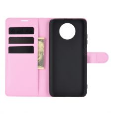 LN flip wallet Redmi Note 9T 5G pink