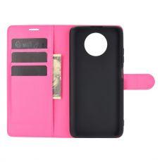 LN flip wallet Redmi Note 9T 5G rose