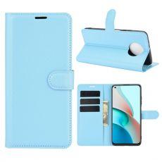 LN flip wallet Redmi Note 9T 5G blue