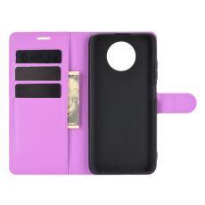 LN flip wallet Redmi Note 9T 5G purple