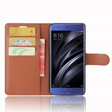 Luurinetti Xiaomi Mi 6 suojalaukku brown