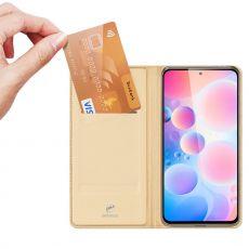 Dux Ducis Business-kotelo Xiaomi Mi 11i gold