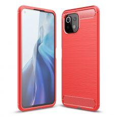 LN TPU-suoja Xiaomi Mi 11 Lite red