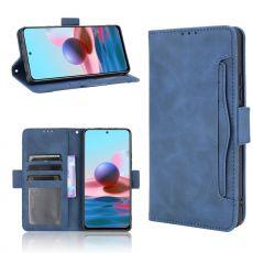 LN 5card Flip Wallet Redmi Note 10 Pro blue