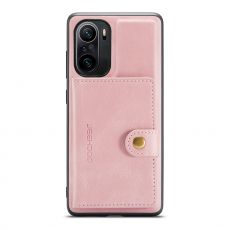 Jeehood suojakuori korttikotelolla Xiaomi Mi 11i rose