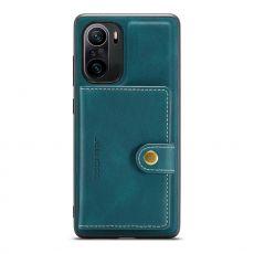 Jeehood suojakuori korttikotelolla Xiaomi Mi 11i green
