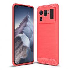 LN TPU-suoja Xiaomi Mi 11 Ultra red