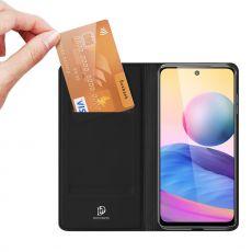 Dux Ducis Business-kotelo Redmi Note 10 5G black