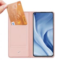 Duc Ducis Business-kotelo Xiaomi Mi 11 Lite pink