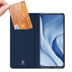 Duc Ducis Business-kotelo Xiaomi Mi 11 Lite blue