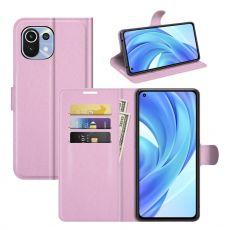 LN Flip Wallet Xiaomi Mi 11 Lite pink