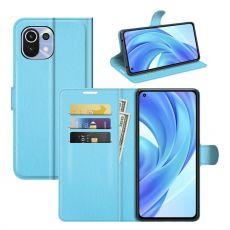 LN Flip Wallet Xiaomi Mi 11 Lite blue