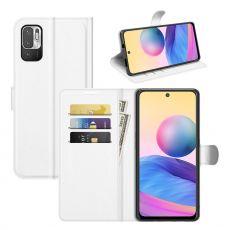 LN Flip Wallet Redmi Note 10 5G white