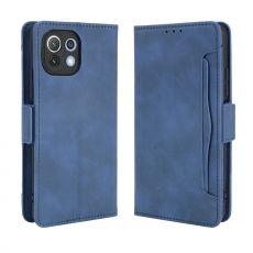 LN 5card Flip Wallet Xiaomi Mi 11 Lite blue