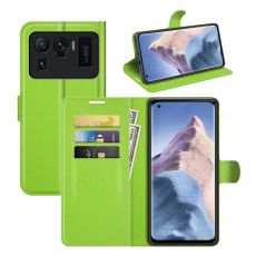 LN Flip Wallet Xiaomi Mi 11 Ultra green