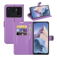 LN Flip Wallet Xiaomi Mi 11 Ultra purple