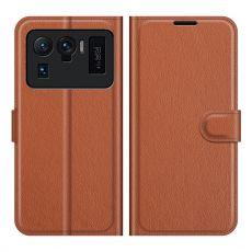 LN Flip Wallet Xiaomi Mi 11 Ultra brown