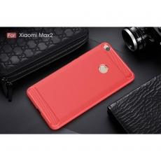 Luurinetti Xiaomi Mi Max 2 TPU-suoja red