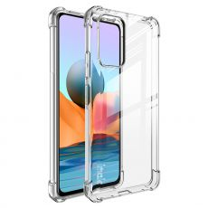 Imak läpinäkyvä Pro TPU-suoja Redmi Note 10 Pro