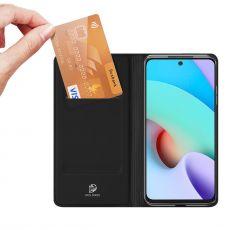 Dux Ducis Business-kotelo Xiaomi Redmi 10 black