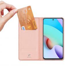 Dux Ducis Business-kotelo Xiaomi Redmi 10 pink