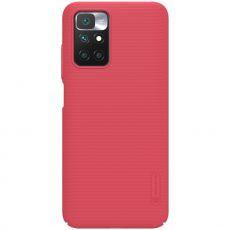 Nillkin Super Frosted Xiaomi Redmi 10 red